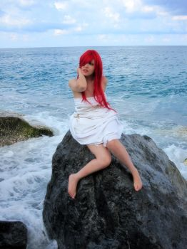 The Little Mermaid_Cosplay by GothicMary-Chan