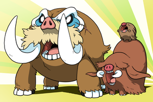 The Swinub Family