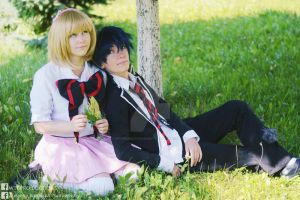 Ao no Exorcist: Garden