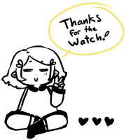 Thanksforthewatchicon by scribblin