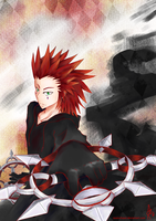 Axel by ravenchaser