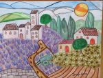 summer in provence 2 by ingeline-art