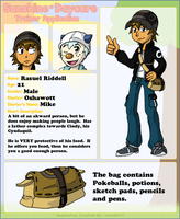 SD Trainer -- Rasuel Riddell by SOAMan