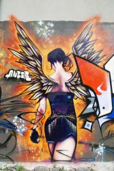 untitled melbourne graffiti 2 by tRaNce-eMoTiOns