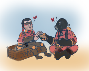 Little fat Engie and the forgotten Lunch by KippieNL