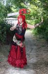 Bellydance Grell 22 by Falln-Stock