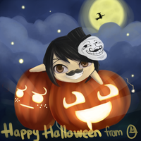 Happy Halloween from OMG by OMGProductions