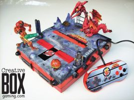 Super Metroid SNES Custom Console by CreativeBoxGaming