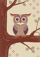 Owl Thing by NaylaSmith