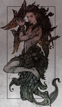The Raven-God's Friend by Sceith-A
