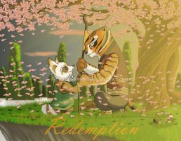Redemption Cover by FyreDragon5