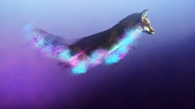 Magical Fox - Mustiih by Mustiih