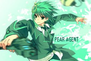 ID: PEAR AGENT by lian-ne