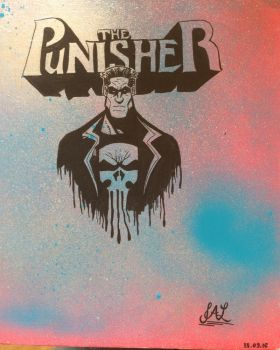 THE PUNISHER by Joshua-Alan-Lee