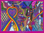 Rainbow Heart II by kine80