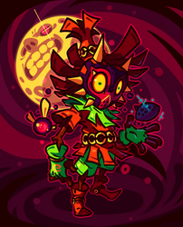Terrible Fate by Ionic-Isaac