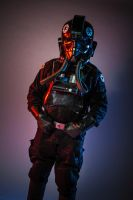 TIE Pilot by adenry