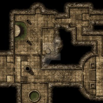 Dungeon Mapper Sample by Madcowchef