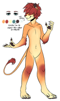 Lion Adopt [POINT:CLOSED] by detergentt