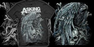 Asking alexandria by GTHC85