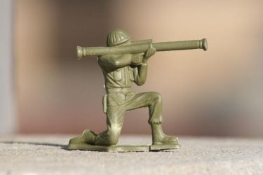 Toy soldier1 by NHuval-stock