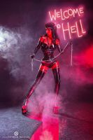 She Devil 4 by Elisanth
