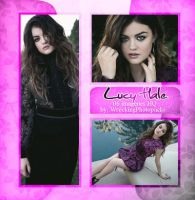 Photopack 650 - Lucy Hale by southsidepngs