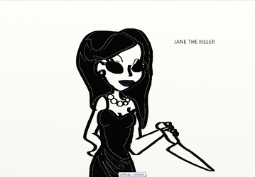 JANE THE KILLER by iloveuyou111