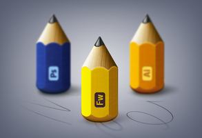 Adobe Pencils by GianlucaDivisi