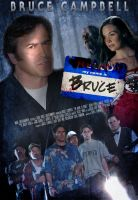 'My Name Is Bruce' Poster by themadbutcher