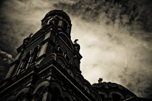 Orthodox cathedral by jamesdean26