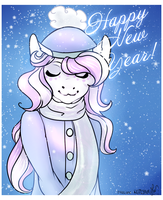 Happy New Year by zombiegoddess666