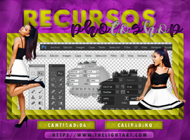 RECURSOS DE PHOTOSHOP| PACK PNG by ThelightartOFC