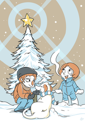 Xmas Card by ActionMissiles