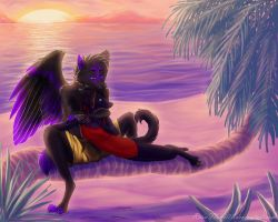 Reprieve- Commish by x-RainFlame-x
