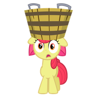 Applebloom Vector by Ashidaru