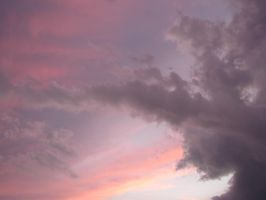 Sunset Twilight Clouds Sky 12 by FantasyStock
