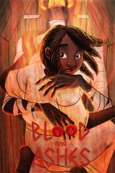 Here be voodoo, chapter 6 : Blood and Ashes by kineko