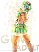 Gumi Adult by HolzyWolzy