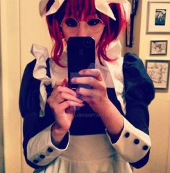 Meyrin Cosplay: Complete! by Arorea