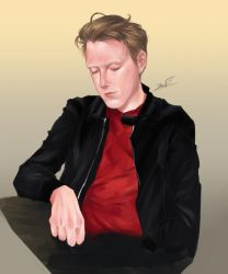 Alex Trimble [ Two Door Cinema Club ] by l3earFat