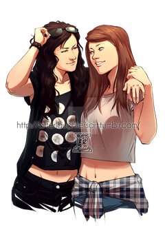 Commission - #SaveCarmilla 3 by Afterlaughs