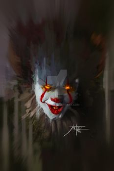 PENNYWISE 2 (2017) by Jorgel007
