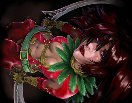 Tira soul calibur by Roberto009
