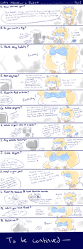 Let's interview a robot... Part 1 by Kechuppika