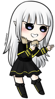 _PC:ChibiPDMika_ by RobicTheEscapist