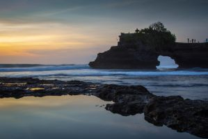 Tanah Lot by DrDrum666