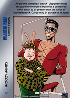 Plastic Man Special - Woozy Winks by overpower-3rd