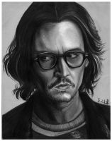 Johnny Depp by Norloth