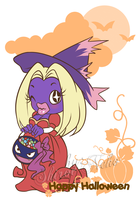 Happy Halloween with Jynx